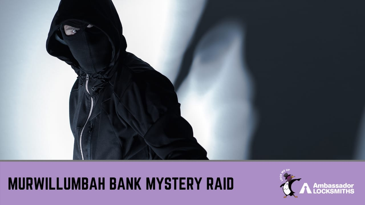 Murwillumbah bank mystery raid